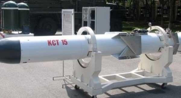 Tên lửa kct 15 Việt Nam