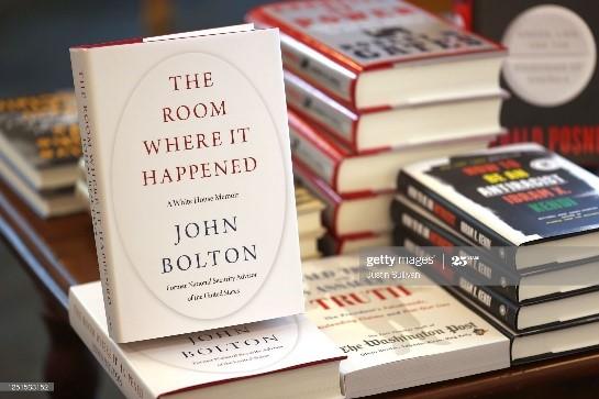Hàn Quốc nói hồi ký của Bolton đầy thông tin sai lệch | PHẠM TÂY ...