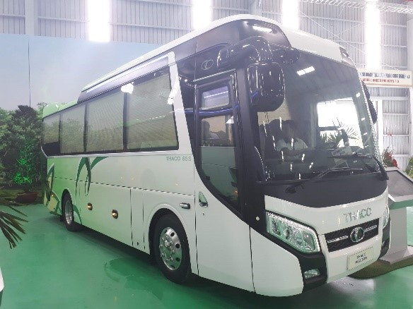THACO VN New Model - THACO BUS 47 SEATS 2020