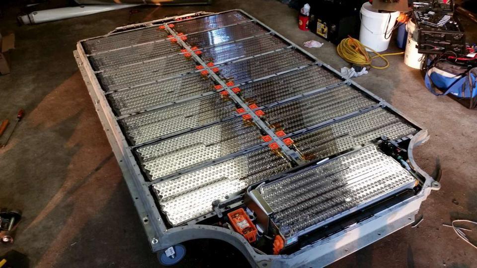 Tesla Model 3 standard 90kWH battery pack