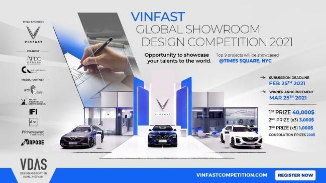 Đây là 2 mẫu ôtô điện VinFast được đăng kí bảo hộ tại Mỹ - CarHanoi.vn