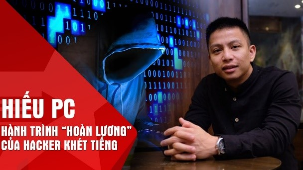 """Hành trình """"hoàn lương"""" của hacker Việt khét tiếng khiến giới an ninh mạng  Mỹ """"rúng động"""" - Hiếu PC - YouTube"""