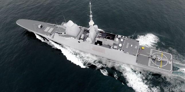 Hải quân Pháp biên chế khinh hạm siêu tàng hình FREMM ảnh 7